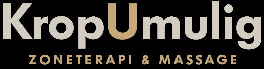 KropUmulig logo light
